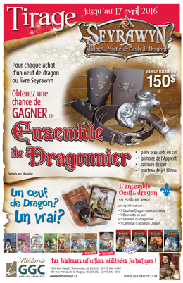 Oeuf de dragon epique Seyrawyn